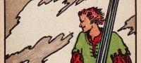 Значение карты Таро 5 мечей в раскладах, сочетания со старшими и младшими арканами