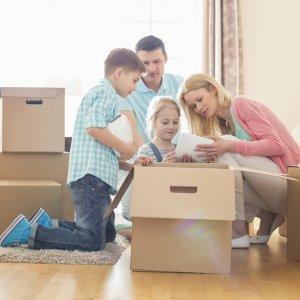 Сонник переехать в новый дом