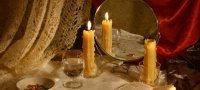 What ways of divination for Christmas and Christmas time there