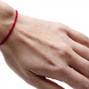 Как правильно завязывать красную нить на запястье от сглаза молитва