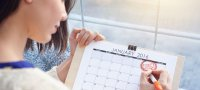 What are the signs of the monthly are, how to interpret them