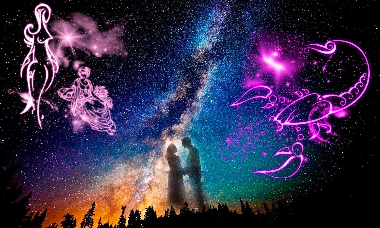 Дева и Скорпион: совместимость мужчины и женщины в любовных отношениях и семейной жизни