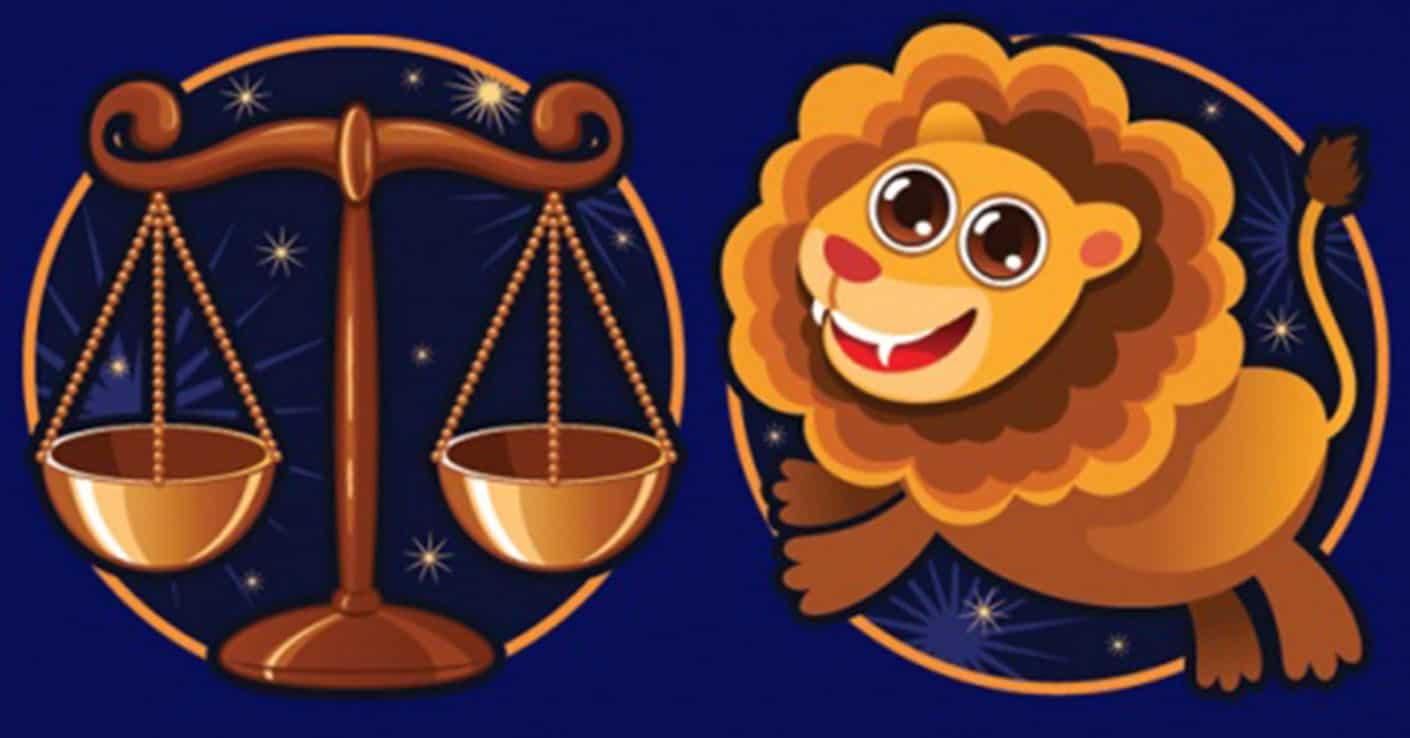 Лев и Весы совместимость знаков в постели и любовных отношениях