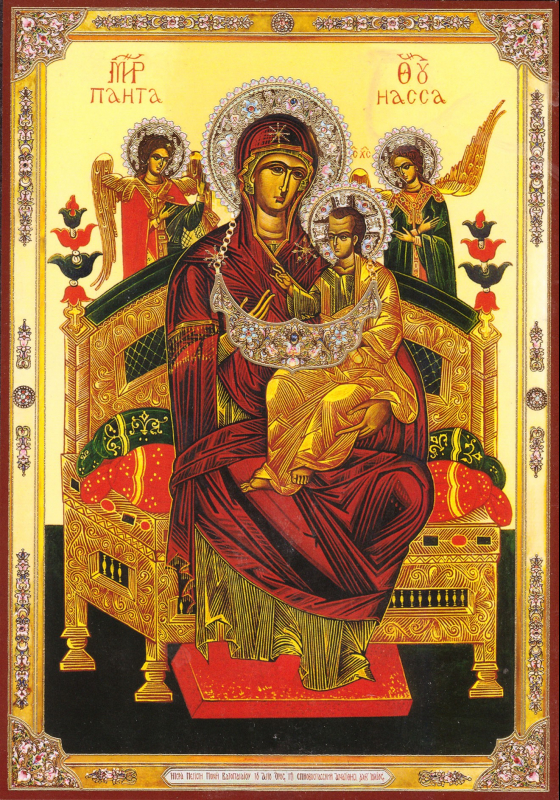The strongest prayers before the icon of the Virgin