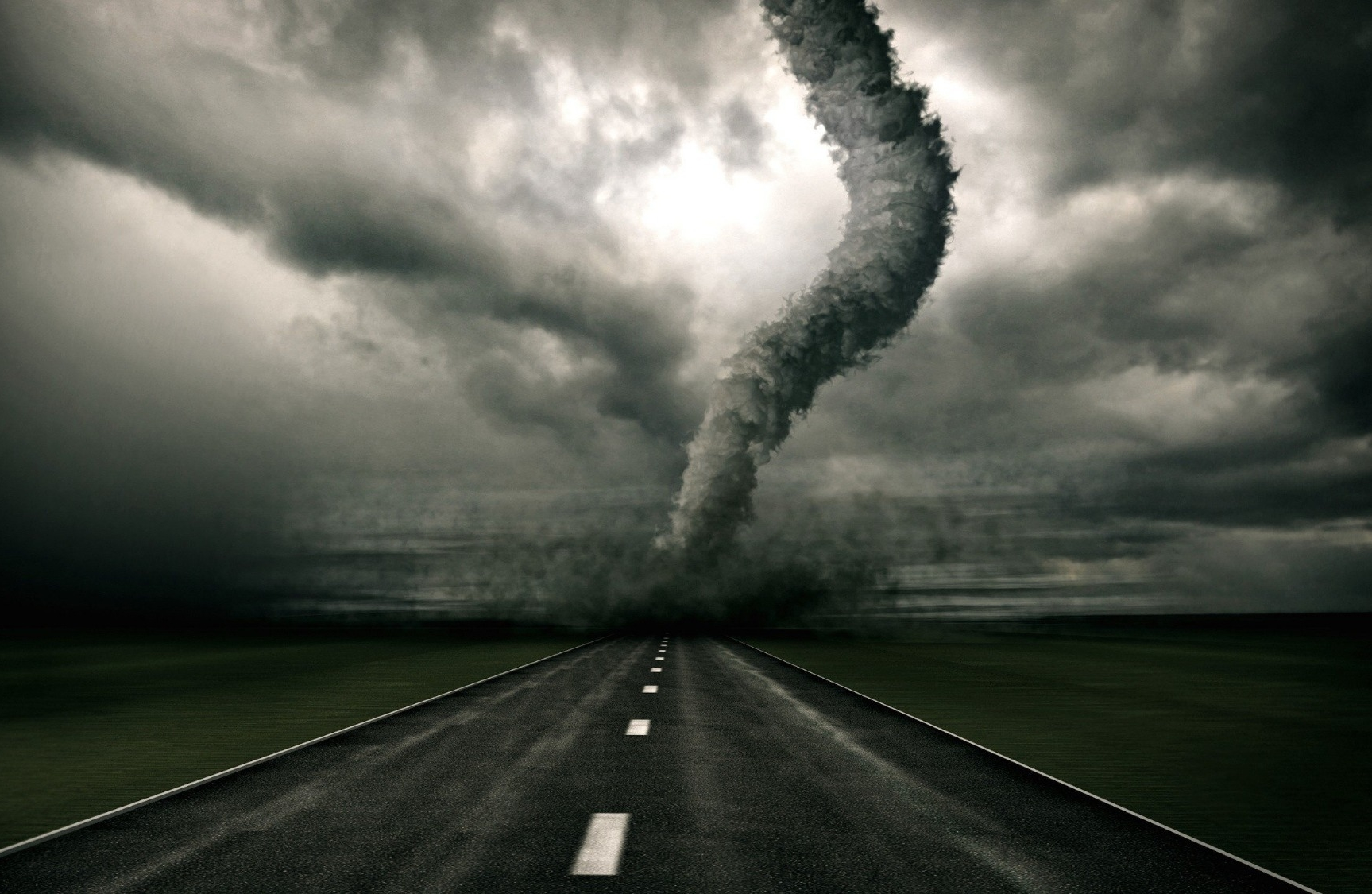 К чему снится смерч торнадо ураган женщине и мужчине сонник