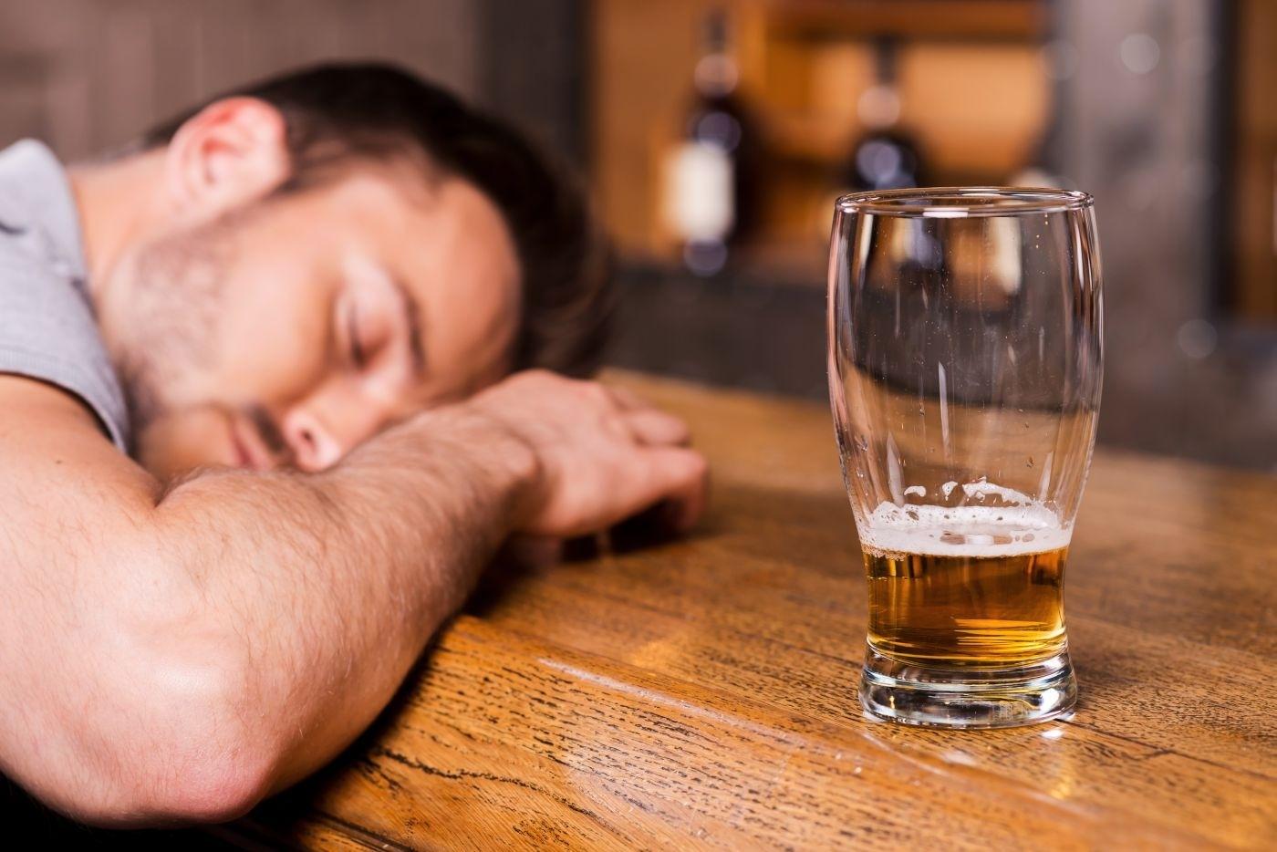 Приснился пьяный муж  значение сна