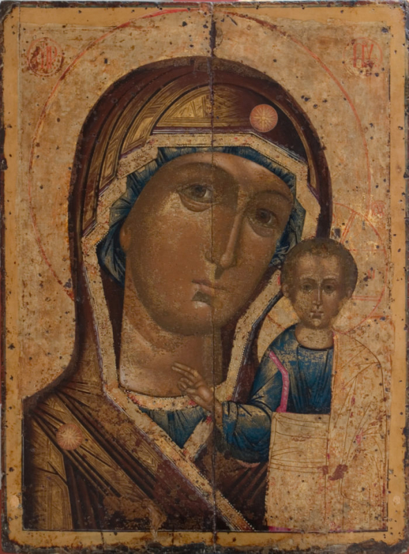 The strongest prayers to the icon of the Kazan Mother of God: for help in life, for marriage, children, health